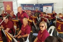 Flute players - Jackie Colonnelli & Linda Tunbridge